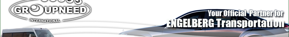 Airport transfer to Engelberg from Altenrhein with Limousine / Minibus / Helicopter / Limousine